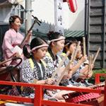 本荘八幡神社祭典
