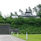 観_本荘公園 本丸の館