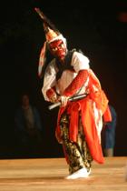 観_鳥海獅子祭り